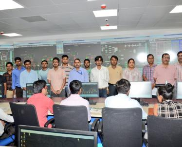 NPTI, Durgapur started Commercial Training on Multifunctional Simulator 210 MW  for the DET batch of NTPC Subsidiary - Kanti Bijlee Utpadan Nigam Ltd.