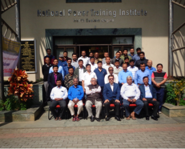 Inauguration function of 2 days' training program on Disaster Management of officials from Assam Power Generation Corporation Ltd. on 28-Feb-2020 and 29-Feb.-2020. Total 29 officials have attended the 2 days' training program.