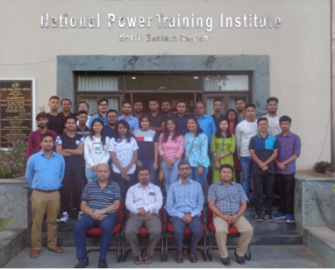 2 days' Power Plant familiarization Program on the topic Transmission & Distribution System & Roles and responsibility of Load Dispatch Centres for Pre-Final Year Engg. students of GIMT Tezpur on 01-11-2019. Total twenty six (26) pre-final year Electrical students have attended the two days' training program.