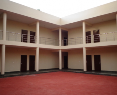 Inside view of the New Hostel Brahmaputra of NPTI-NER handed over by Power Grid Corporation of India Ltd. in 2019.