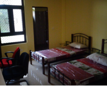 New Beds, reading table, pillow, mattress, sitting chairs handed to NPTI-NER by Power Grid Corporation of India Ltd.
