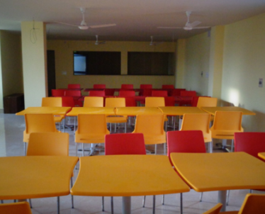 Dinning area of the New Executive Hostel Brahmaputra handed over to NPTI-NER by Power Grid Corporation of India Ltd.