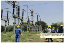 18th Four weeks Switch Yard Maintenance training Programme using Live Line Maintenance Techniques from 01- 26 April, 2019 at HLTC Bangalore.