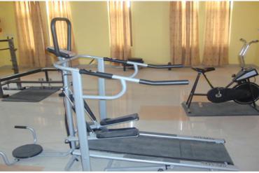 NPTI HPTC Gym 1