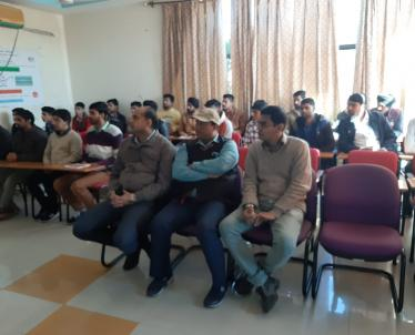 Inauguration of Suryamitra Program at NPTI-HPTC Nangal