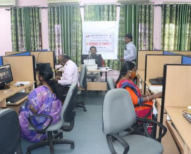 FDP Hosted from CBT Lab at NPTI(SR), Neyveli