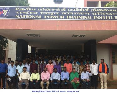 Post Diploma Course 2017-18 Batch
