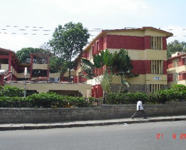 Graduates Hostel