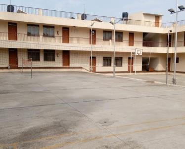 Volley Ball Ground in Executive Hostel at PSTI