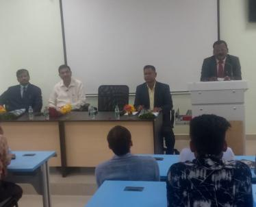 ATAL Program on Cyber Security at NPTI Shivpri