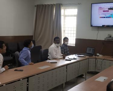 Online Training Program on Industrial Safety Awarness for THDC Executives